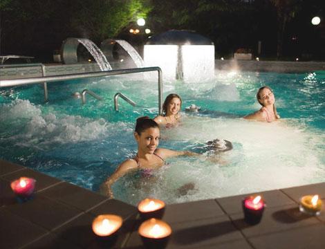 ingresso alle piscine termali illimitato camera in day use x 2