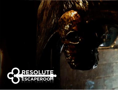 Resolute Escape Room fino a 6 persone