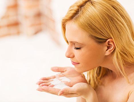 Ingresso in grotta del sale con haloterapia e massaggio