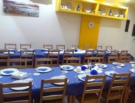Jesce Sole menu panuozzo in Vomero