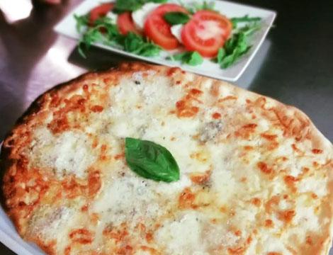 La grotta Romana Menu pizza x 2