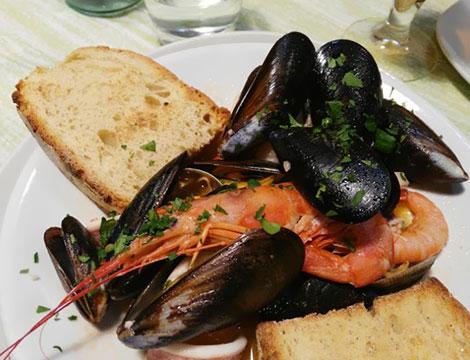 Menu di Pesce per 2 o 4 persone