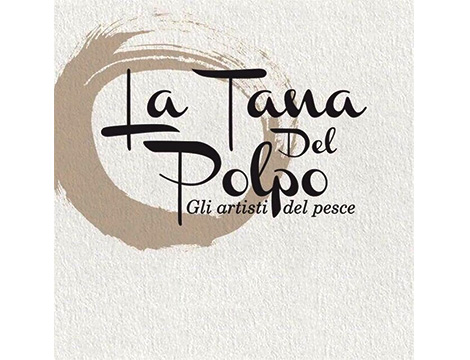 La Tana del Polpo Roma logo