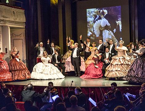 La Traviata al Salone Margherita_N
