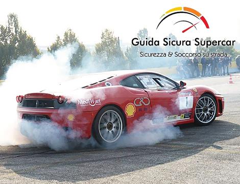 La tua esperienza di guida Ferrari