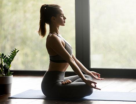 Lezioni di Hata Yoga