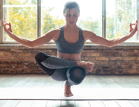 Lezioni di Hatha Yoga