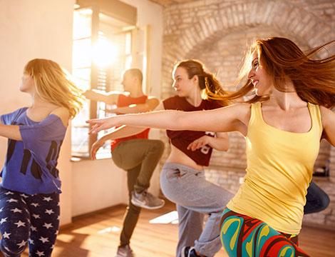 Lezioni di ballo da 60 minuti per una o 2 persone alla scuola Danze Fantasy