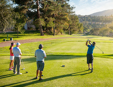 3 o 6 lezioni di golf per una o 2 persone