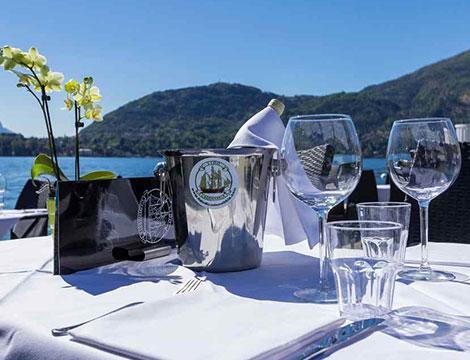 Menu pesce gourmet Lago di Como_N