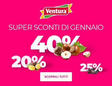 Madi Ventura sconti fino al 40%