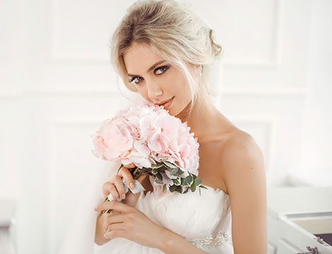Make-up e acconciatura sposa