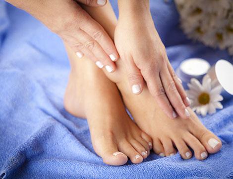 Mani o piedi con semipermanente e Spa