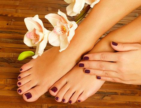 Mani o piedi e semipermanente