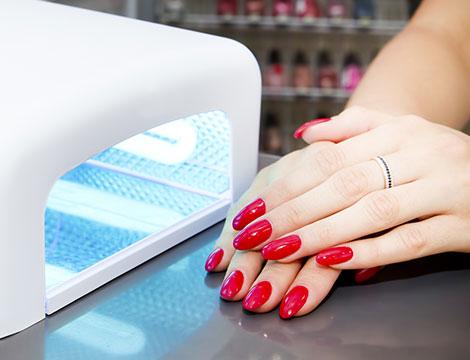 manicure con semipermanente Marconi