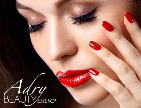 Manicure con semipermanente al Vomero_N