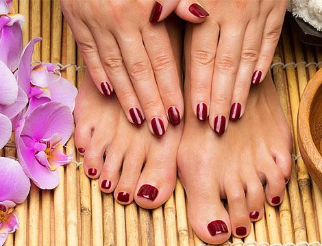Manicure e pedicure in centro_N