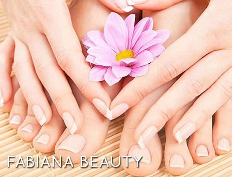 Manicure o pedicure estetico_N