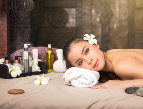 massaggio fiori di bach
