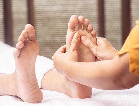 3 o 5 massaggi o sedute di riflessologia plantare