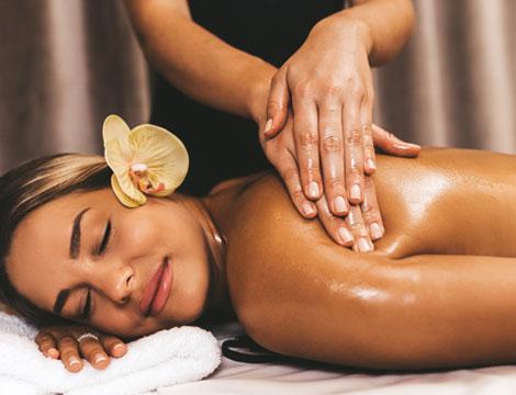 Massaggi olistici rilassanti Latina