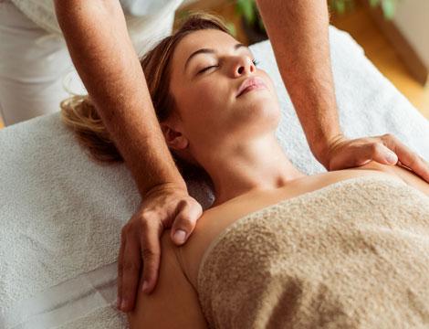 Massaggi total body da 50 minuti