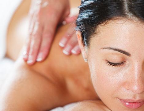 Massaggio Amma o decontratturante