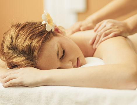 1 massaggio a scelta