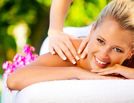 Massaggio a scelta