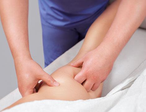Massaggio anticellulite linfodrenante