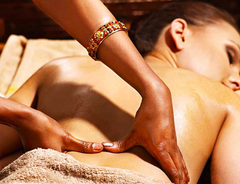 Massaggio ayurvedico Castelli Romani