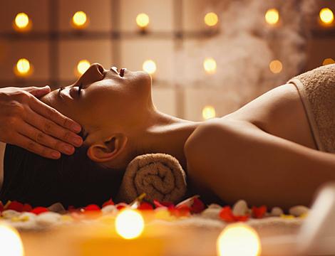 Massaggio ayurvedico e magnetoterapia