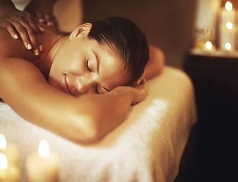massaggio con candela 40 minuti