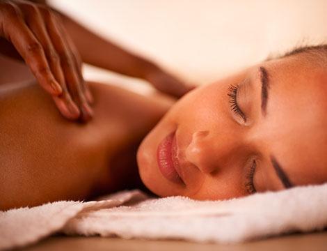 Massaggio connettivale o decontratturante