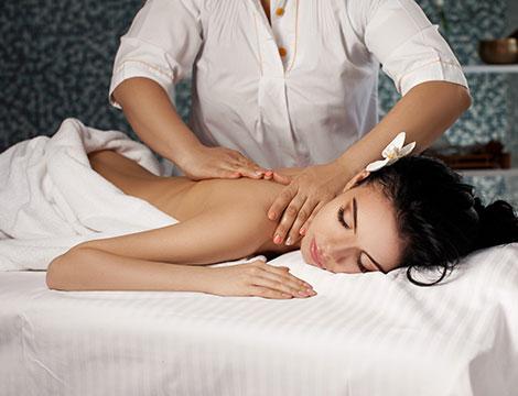 Massaggio distensivo o total body