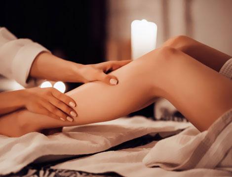 massaggio linfatico o drenante
