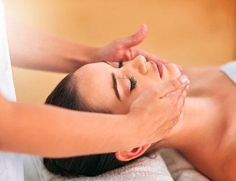 Massaggio neuro dermico