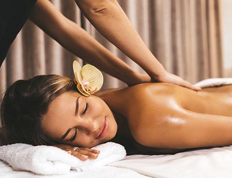 Massaggio relax a scelta Brandizzo