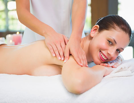 Un massaggio relax