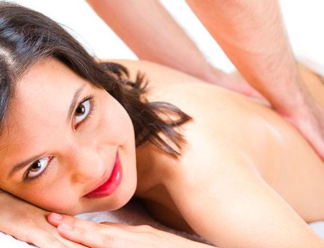 Massaggio rilassante o decontratturante