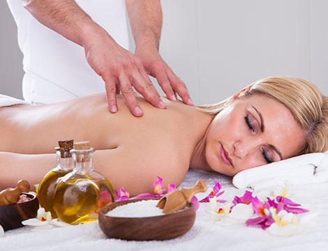 Massaggio rilassante per una persona