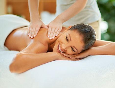 Massaggio total body a scelta