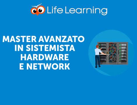 Master Avanzato in Sistemista Hardware e Network