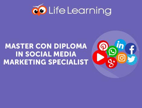 Master con Diploma in Social Media Marketing Specialist