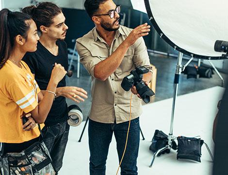 Master fotografia specialistica