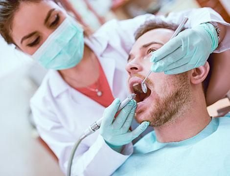 Medicazione del dente pulpare