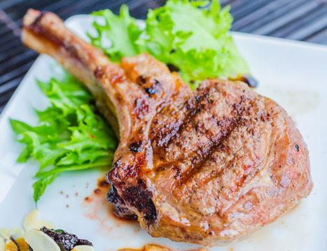 Menu bistecca danese presso Ristorante Appio Claudio