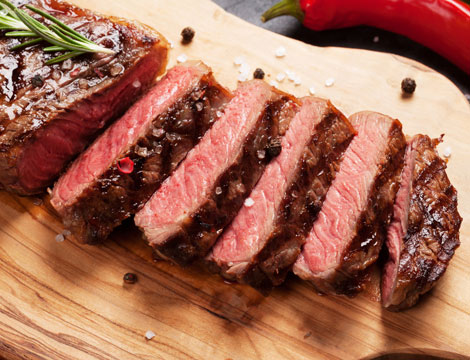 Menu carne con vino zona Centrale