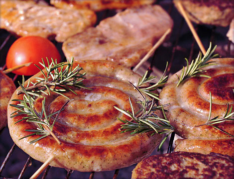 Menu carne casereccio