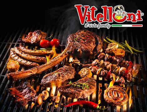 Maxi cena di carne Vitelloni